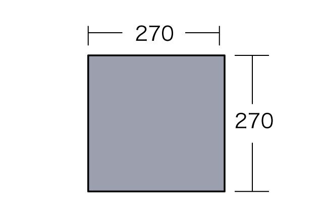 小川テント PVCマルチシート280×280
