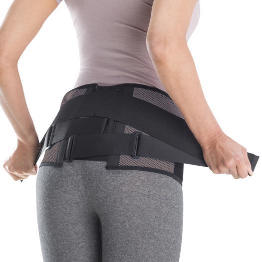 MIZUNO 腰部骨盤ベルト(ワイドタイプ/補助ベルト付)