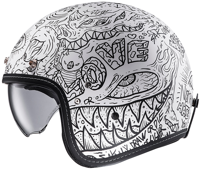 HJC ヘルメット FG-70S MACHU 【マチュ】