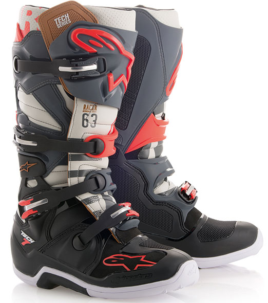 alpinestars TECH7 LE motocross boots