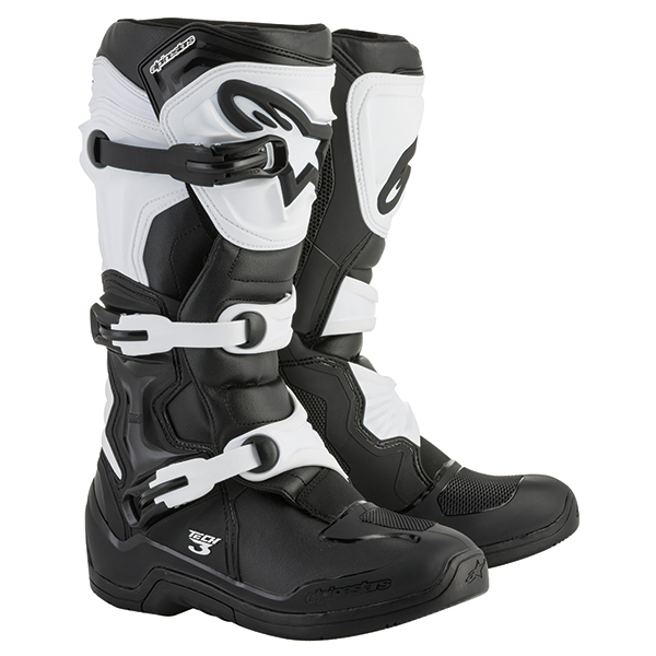 alpinestars 〔WEB価格〕TECH3 ブーツ ブラック/ホワイト ◆全4色◆
