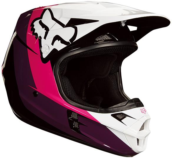 FOX RACING 〔WEB価格〕V1 ハリン オフロードヘルメット 【HALYN】