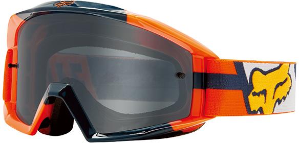 FOX RACING メイン ゴーグル サヤク オレンジ