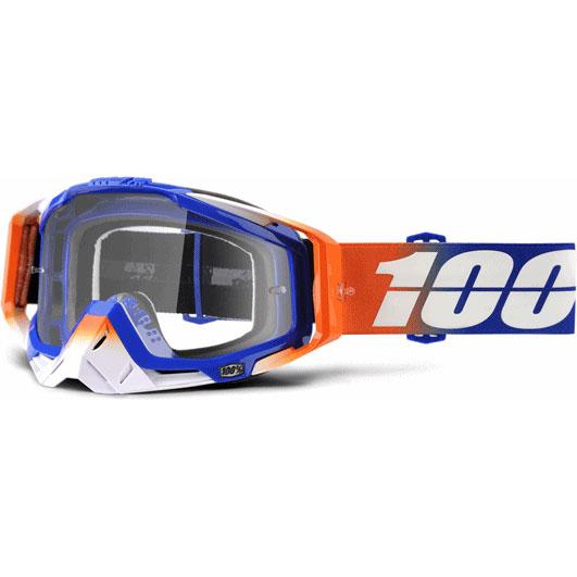 100% 17-18モデル ゴーグル RACECRAFT 【レースクラフト】 ROXBURRY