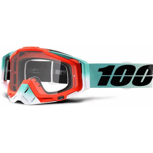 100% 17-18モデル ゴーグル RACECRAFT 【レースクラフト】 CUBICA