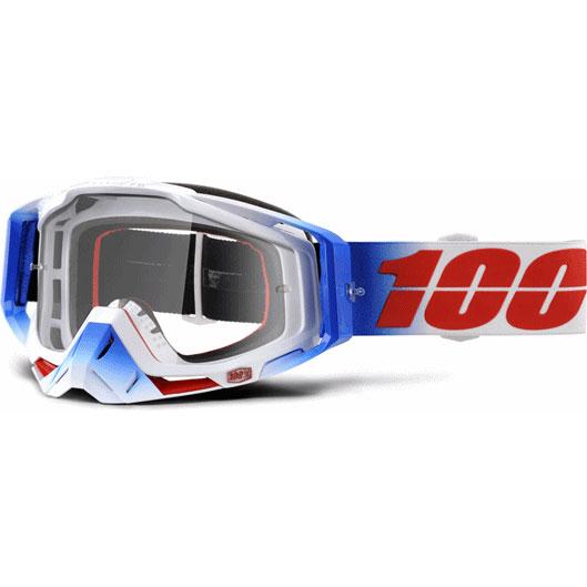 100% 17-18モデル ゴーグル RACECRAFT 【レースクラフト】 FOURTH