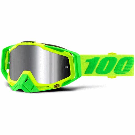 100% 18モデル ゴーグル RACECRAFT PLUS 【レースクラフト プラス】 SOURSOUL