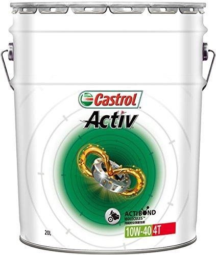 Activ 4T 10W-40 ペール缶(20L)