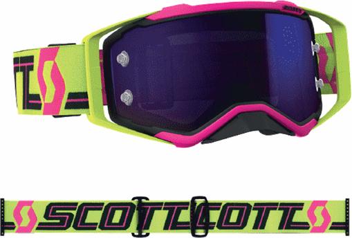 SCOTT 18モデル PROSPECT ゴーグル ピンク/イエロー