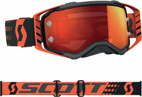 SCOTT 18モデル PROSPECT ゴーグル ブラック/オレンジ