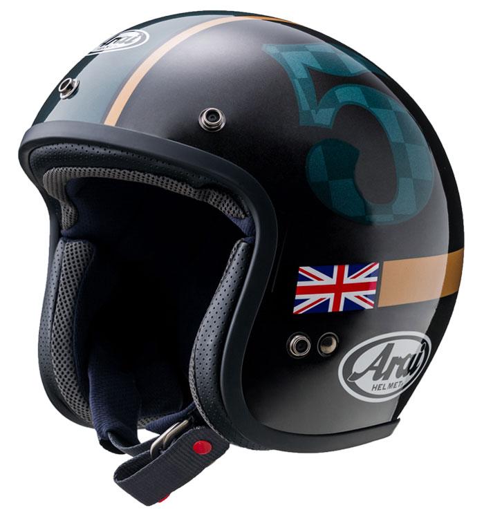 Arai CLASSIC MOD UNION【クラシック・モッド/ユニオン】 ジェットヘルメット