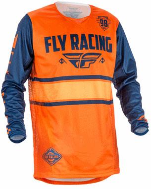"""FLY RACING 18モデル FLY """"KINETIC ERA"""" MXジャージ"""