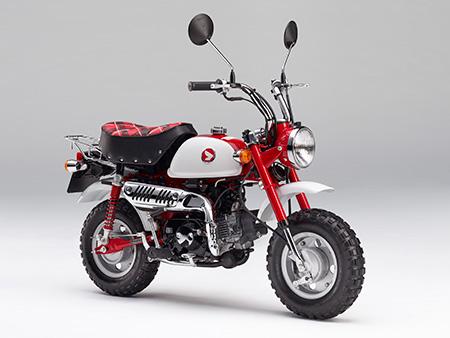 HONDA モンキー50周年モデル 限定シート