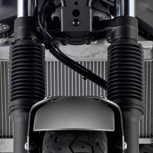 Y'S GEAR XSR700 フォークカバー