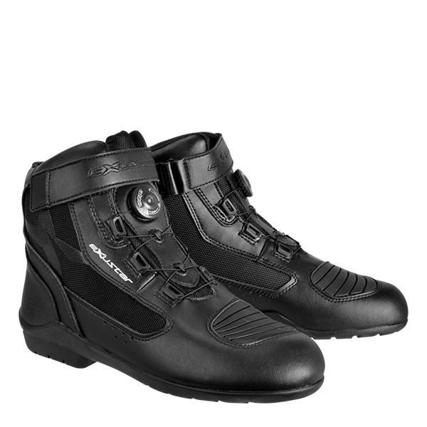 エグザスター E-SBT271W ツーリングブーツ ブラック