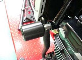 BEET JAPAN マシンプロテクター Z900