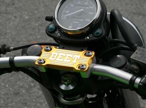 BEET JAPAN 汎用 ハンドルクランプブレースKIT