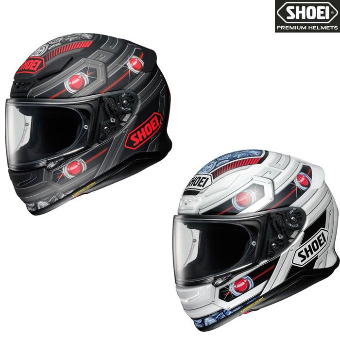 SHOEI ヘルメット 【通販限定】 Z-7 TROOPER【ゼット-セブン トルーパー】 フルフェイス ヘルメット《返品交換不可商品》
