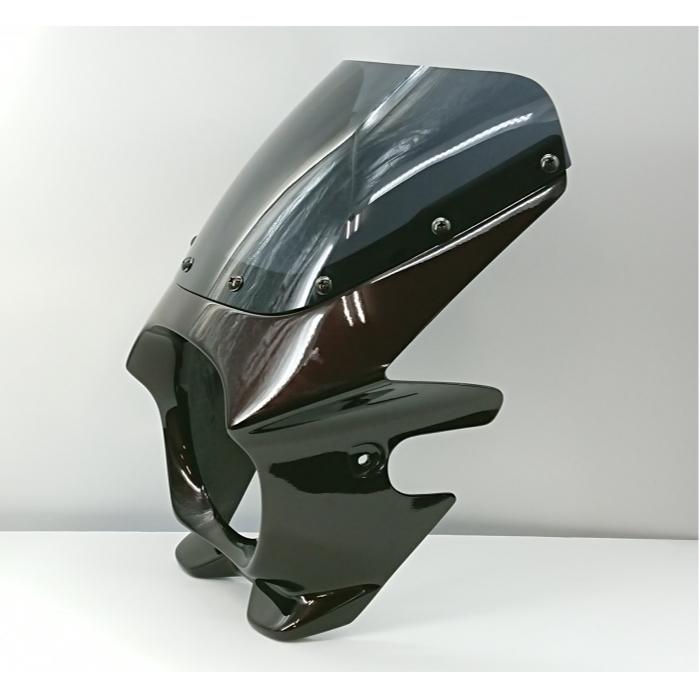 N-PROJECT BLUSTERⅡ(ブラスター2) Z900RS '18- キャンディートーンブラウン STDスクリーン