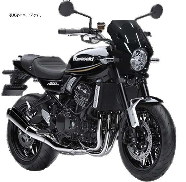 N-PROJECT ビキニカウル BLUSTER2 エアロ メタリックスパークブラック(ストライプ) Z900RS