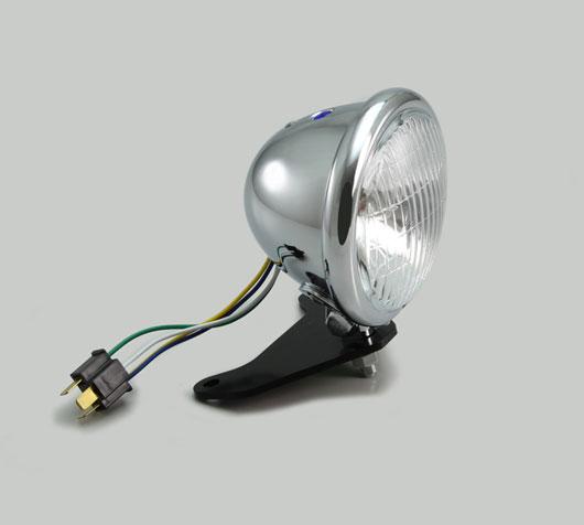 ハリケーン 4.5ベーツタイプヘッドライトkit