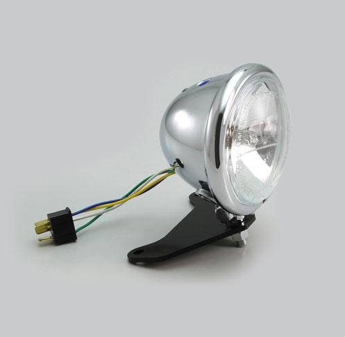 ハリケーン 4.5マルチリフレクターヘッドライトkit