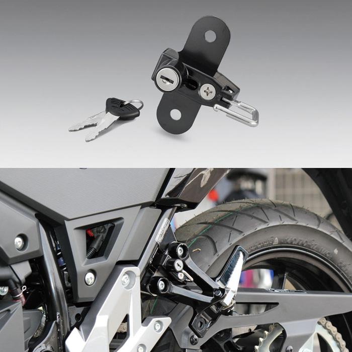 KIJIMA 〔WEB価格〕 ヘルメットロック V-STROM250