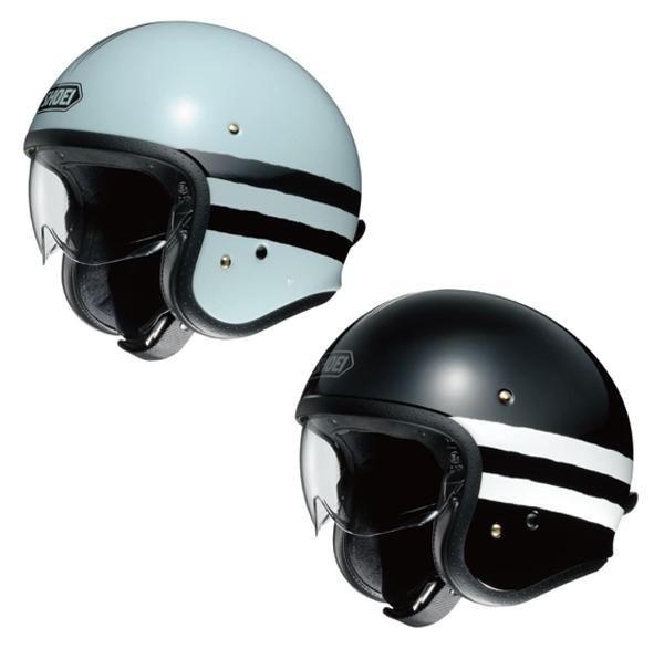 SHOEI ヘルメット 〔在庫限り〕J・O SEQUEL【ジェイ・オー シークエル】 ジェットヘルメット