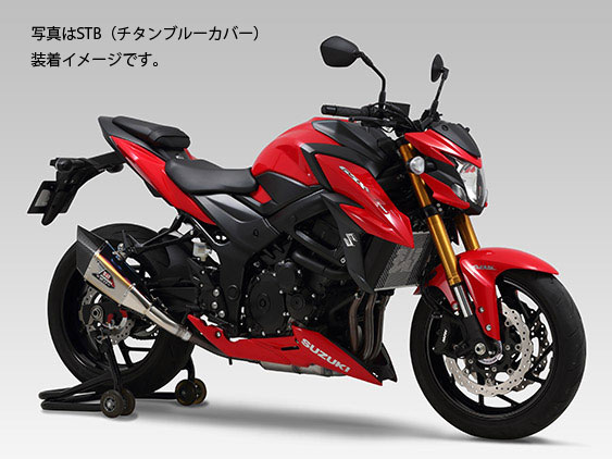 YOSHIMURA JAPAN 【3月下旬発売予定】Slip-On R-11Sqサイクロン EXPORT SPEC 政府認証 GSX-S750 2017年