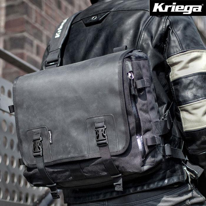Kriega 〔WEB価格〕アーバン KSU16 5060461760085 本体サイズ:H32 × W40 × D12.5cm 16リットル