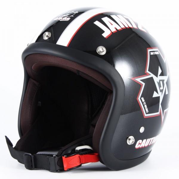 ジャムテックジャパン 【WEB限定】ジェットヘルメット 【SPIKE(スパイク)】