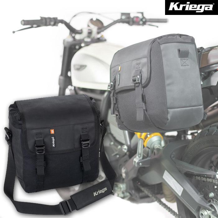Kriega 〔WEB価格〕SOLO-14 サドルバッグ