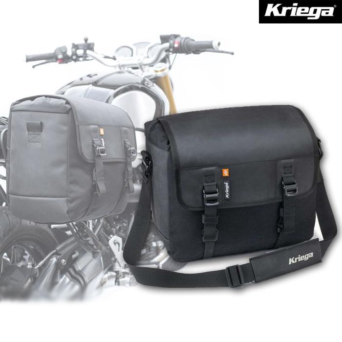 Kriega 〔WEB価格〕 SOLO-18 サドルバッグ