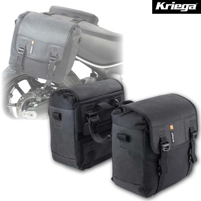 Kriega 〔WEB価格〕 DUO-28 サドルバッグ