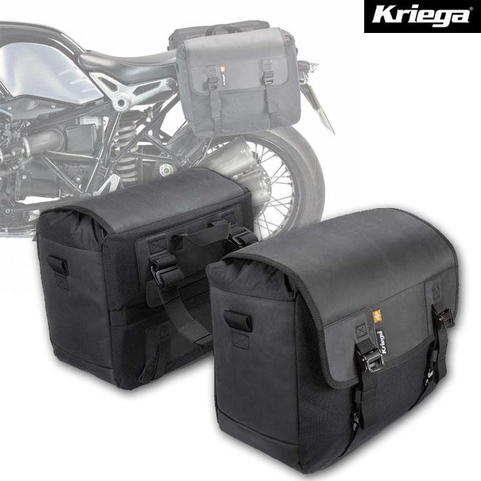 Kriega DUO-36 サドルバッグ