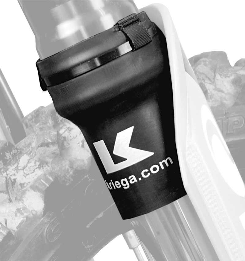Kriega 【お取り寄せ】フォークシールカバー・ペア〔決済区分:代引き不可〕