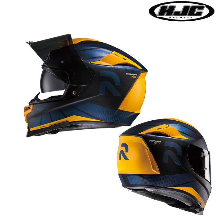 HJC 〔WEB価格〕HJH138 RPHA70 【オクター】 フルフェイスヘルメット