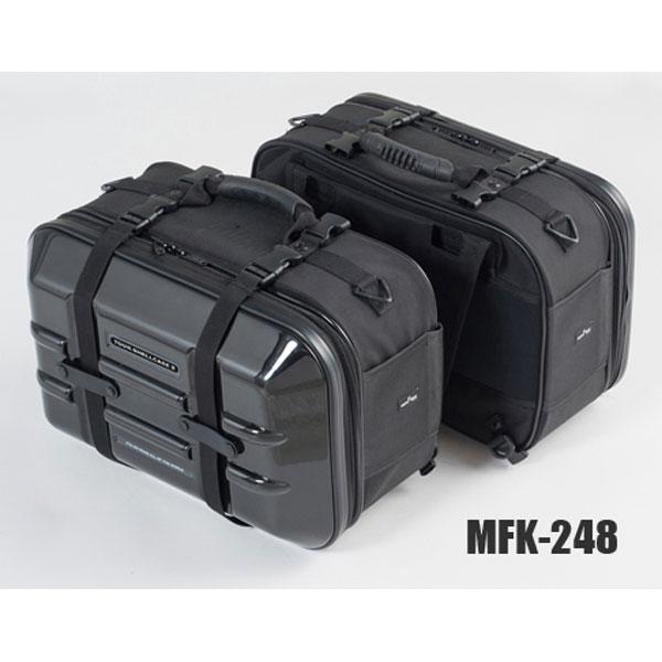 TANAX ツアーシェルケース2 MFK-248 ブラック 4510819105385