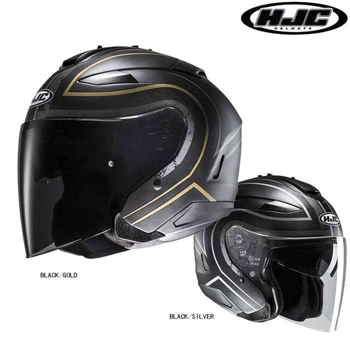 HJC 〔WEB価格〕HJH146 IS-33 II 【エイプス】 ジェットヘルメット
