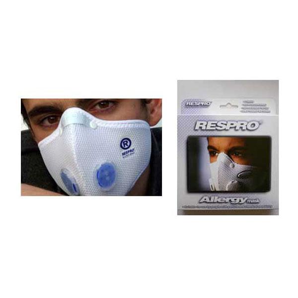 RESPRO 【花粉・PM2.5・排気ガス対策に】エアロ/アレルギーマスク<アレルギー対策モデル>