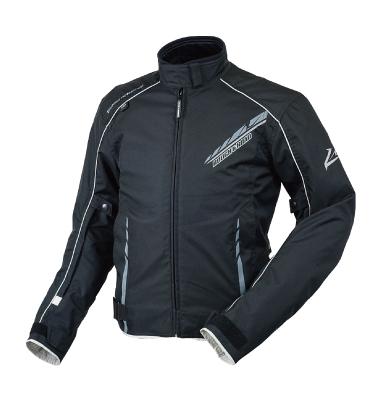 ROUGH&ROAD 〔WEB価格〕RR7226 ライディングジャケット ブラック ◆全5色◆