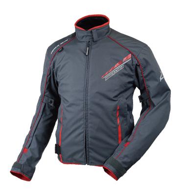ROUGH&ROAD 〔WEB価格〕RR7226 ライディングジャケット ガンメタ ◆全5色◆