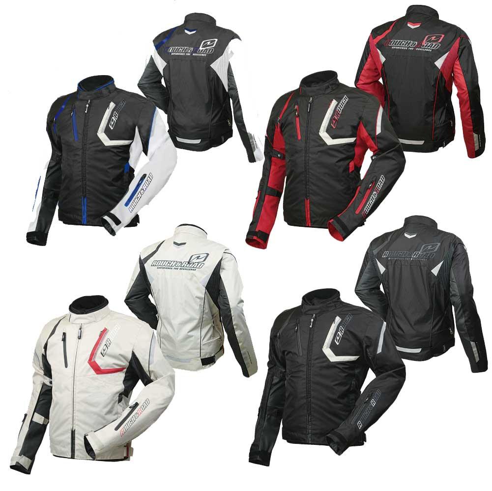 ROUGH&ROAD SSFスポーツライドジャケット