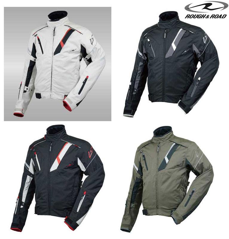 ROUGH&ROAD 〔WEB価格〕RR7213 ウォーターシールドオールウェザージャケット