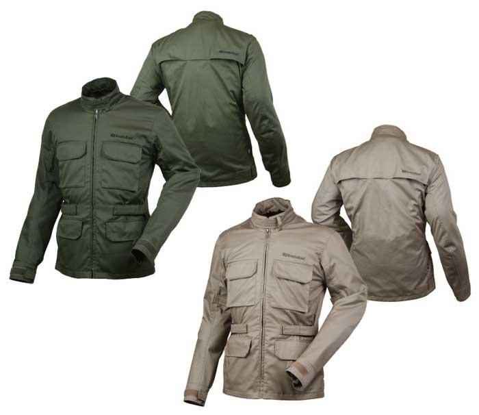 ROUGH&ROAD ブレッサブルフィールドジャケット