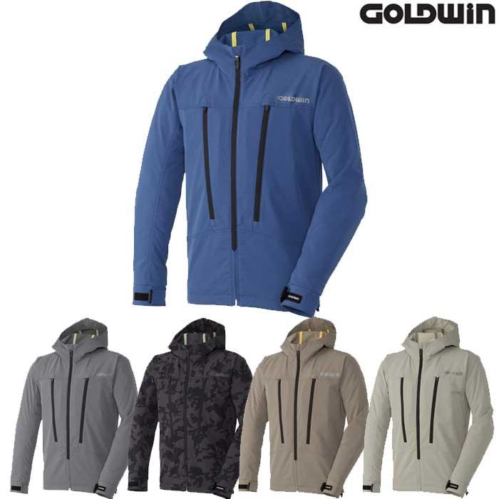 GOLDWIN 〔WEB価格〕GSM22803 クロスオーバージャケット