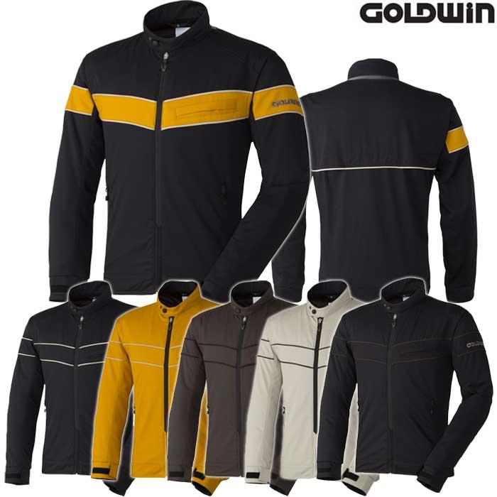 GOLDWIN 〔WEB価格〕GSM22805 ライトサマージャケット
