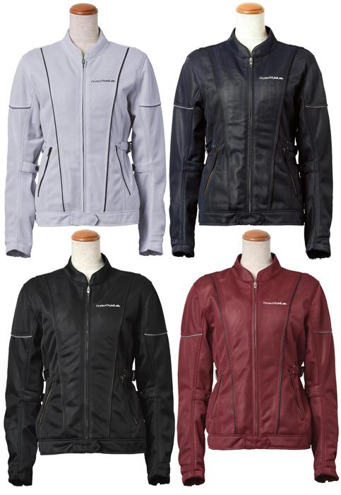 ROSSO Style Lab ROSSO レディース スタイルアップメッシュジャケット