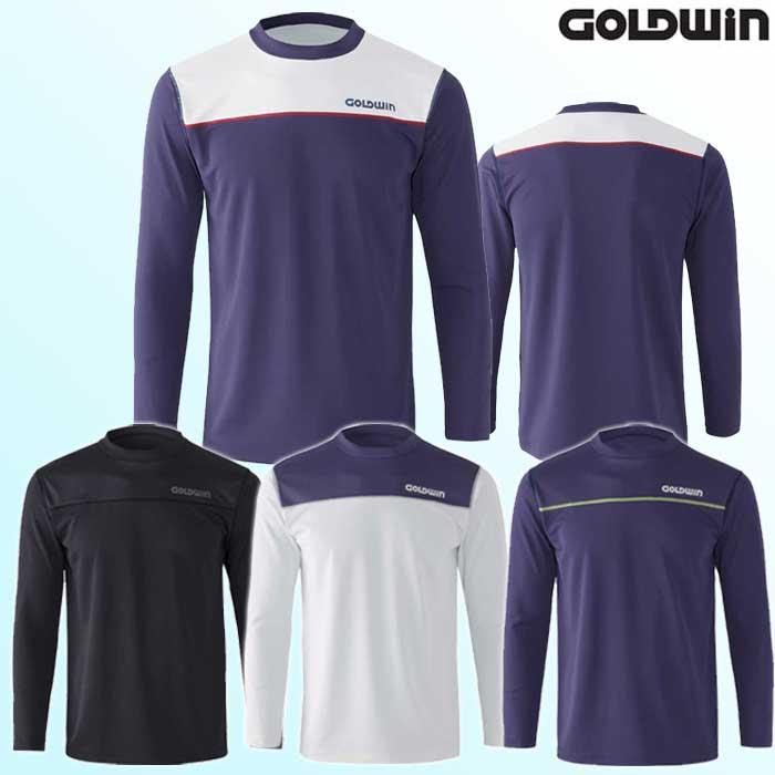 GOLDWIN GSM24803 DRYICE ロングTシャツ 涼感