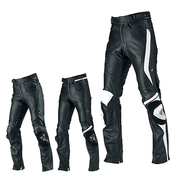 HYOD PRODUCTS ST-X D3O MESH LEATHER PANTS(ストレート)